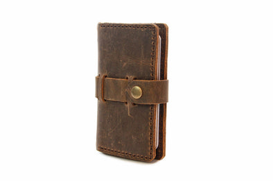 No. 1016 - Field Notes & Passport Cover in Crazy Horse