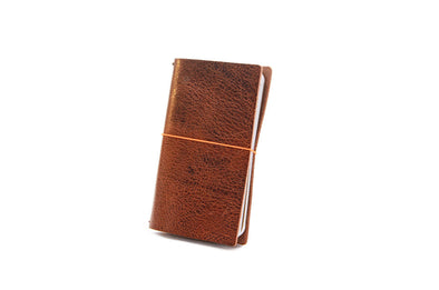 No. 410 - Field Notes Cover in Glazed Tan