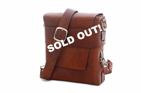 No. 312 - The Traveler in Tobacco Brown - SOLD OUT