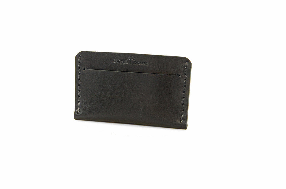 No. 613 - Card Sheath in Deep Black