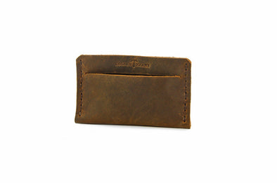No. 613 - Card Sheath in Crazy Horse