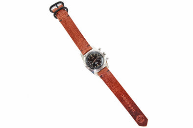 No. 919 - Simple Watchband in Glazed Tan