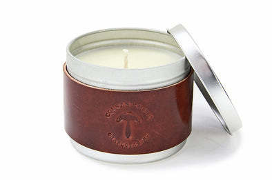 No. 319 - The Coffee & Leather Candle