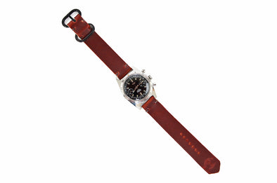 No. 919 - Simple Watchband in Havana Brown