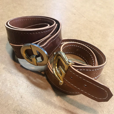 Custom Belts for Vintage Buckles