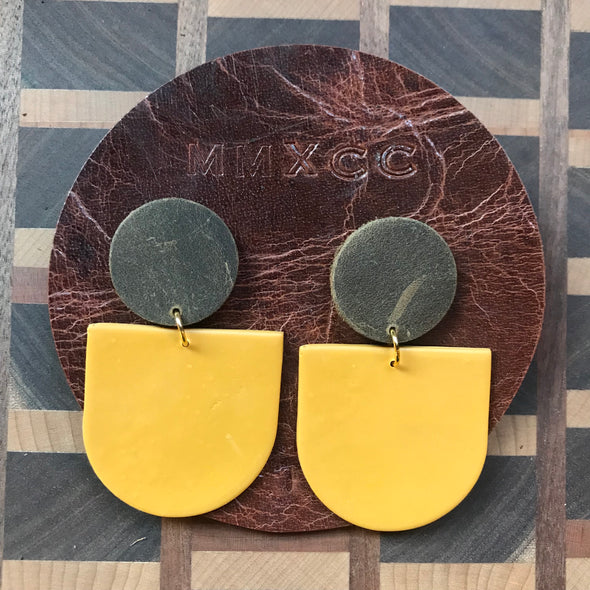 Moxie Mercantile x Cotton + Clay Earrings