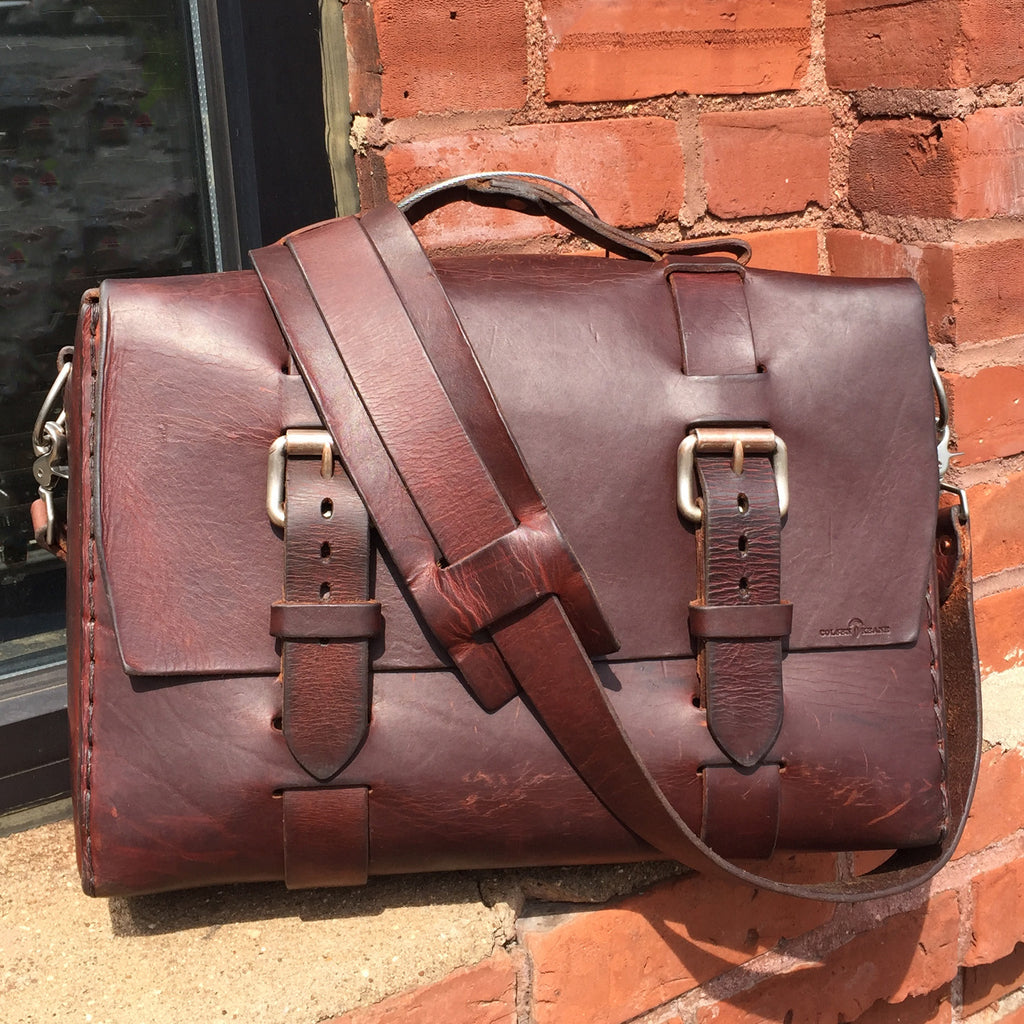 Refreshing Your Leather Satchel