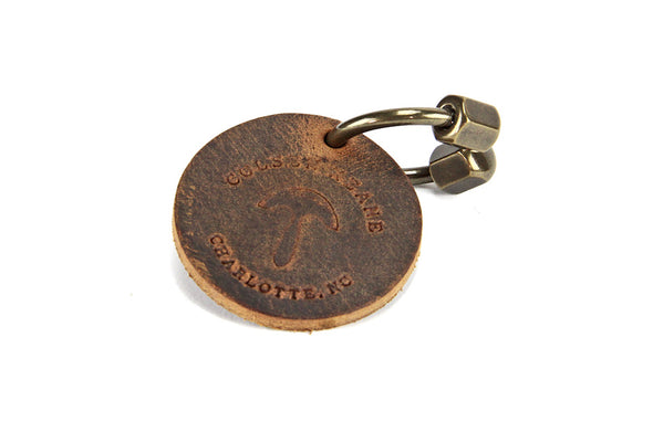 No. 1018 - Horseshoe Key Ring
