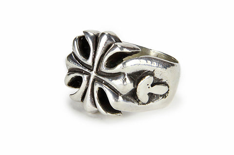 No. 1018 - Signature Ring in Silver