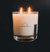 Leather + Pine Candle by Ranger Station