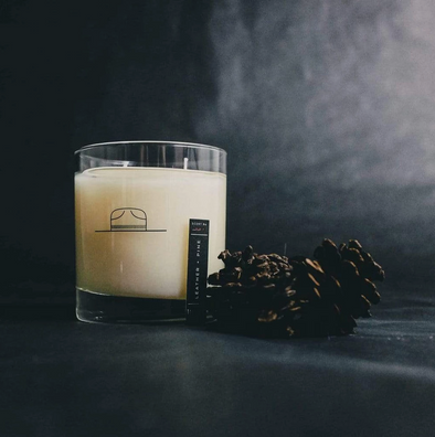 Oakmoss Candle by Ranger Station