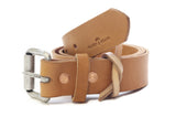 No. 914 - Work Belt Natural Tan