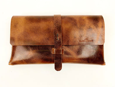 Summer SS 20 - No. 317 Clutch in Glazed Tan