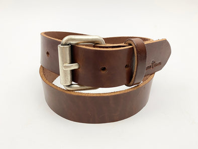 Summer SS 20 -  No. 914 - Work Belt Havana Brown - Size 35.5