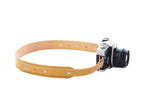 No. 415 - Camera Strap in Natural Tan