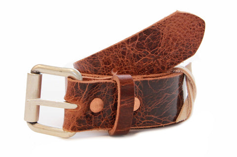 No. 914 - Work Belt Glazed Tan