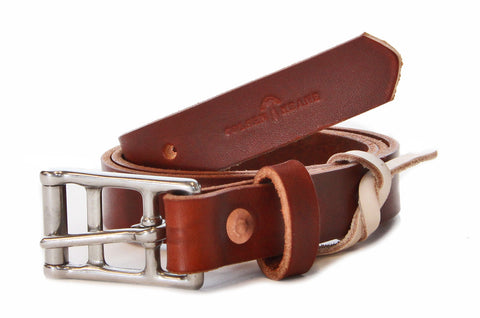 No. 811 - Limited Edition Skinny Scotch Grunge Belt