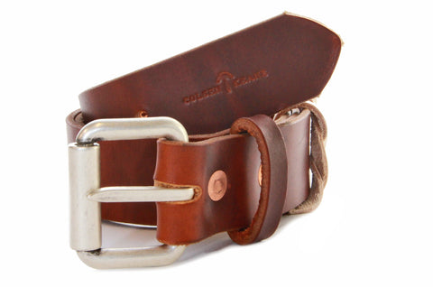 No. 812 - Limited Edition Scotch Grunge Belt