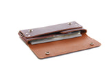 No. 514 - Large Trucker Wallet in Scotch Grunge - S43 - $38