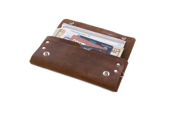 No. 514 - Large Trucker Wallet
