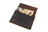 No. 1214 - Tablet Portfolio Case in Crazy Horse