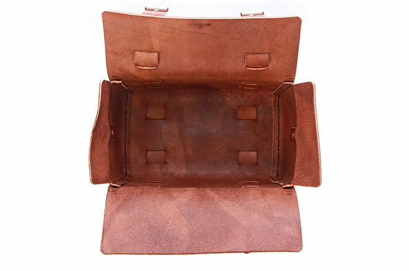 No. 217 Utility Bag in Glazed Tan
