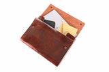 "No. 1214 - Standard Portfolio Case in Havana Brown (Fits 13"" MacBook Pro & iPad Pro)"