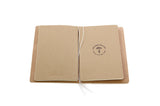No. 510 - Medium Journal Cover in Natural Tan