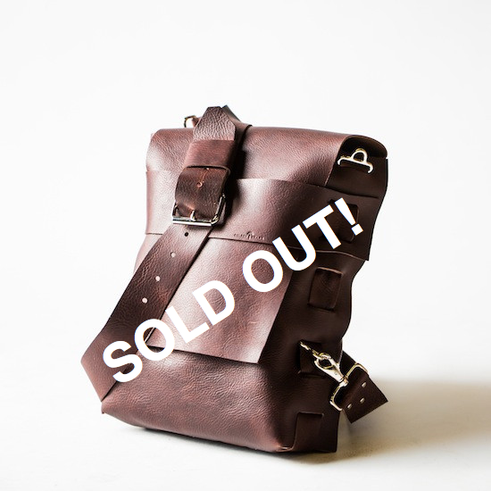 No. 830 - Rare Whiskey Satchel - SOLD OUT!