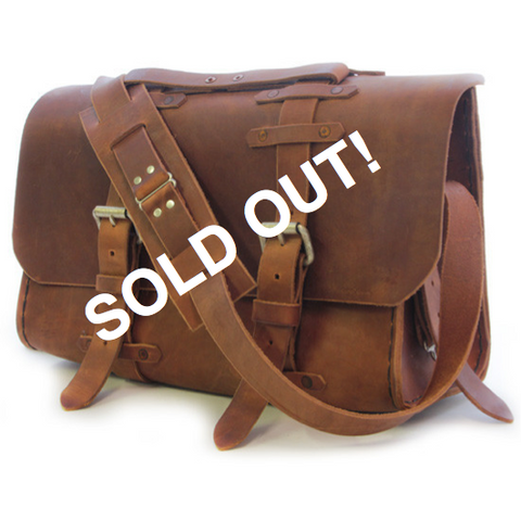 No. 4311 - Cactus Grunge Satchel - SOLD OUT!