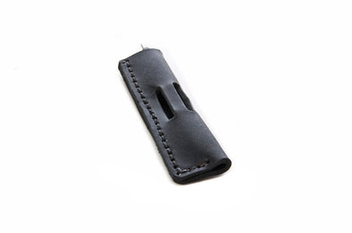 No. 1016 - Pen Pocket in Deep Black