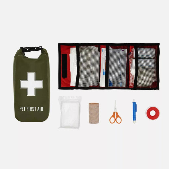 Waterproof Pet First Aid Kit