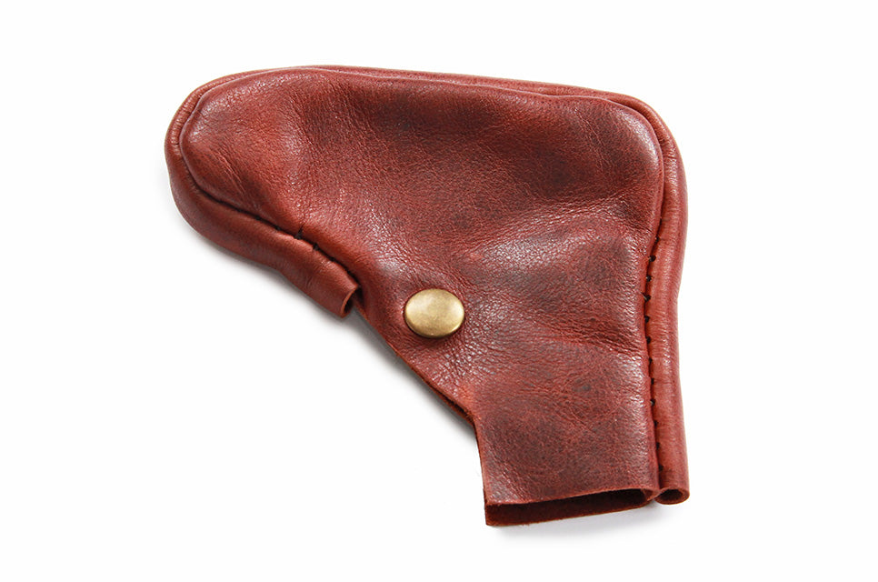 No. 419 - Golf Putter Cover in Amaretto Brown