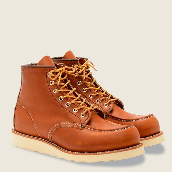 No. 875 - Red Wing Heritage Classic Moc