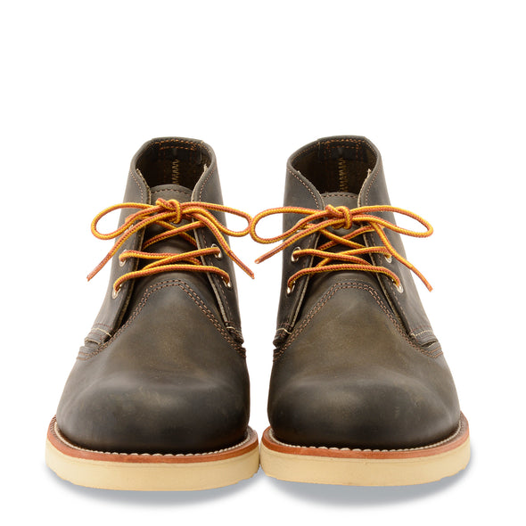 No. 3150 - Red Wing Heritage Work Chukka in Charcoal Rough & Tough Leather