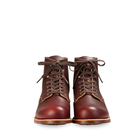 "No. 3340 - Red Wing Heritage 6"" Blacksmith in Briar Oil Slick Leather"