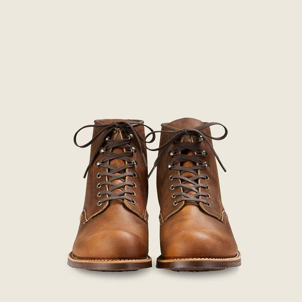 No. 3343 - Red Wing Heritage Blacksmith Style in Copper Rough & Tough Leather