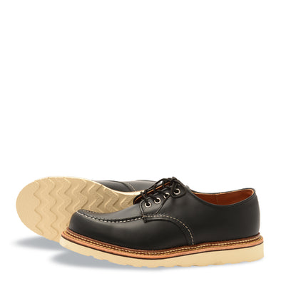 No. 8106 - Red Wing Heritage Classic Oxford in Black Chrome Leather