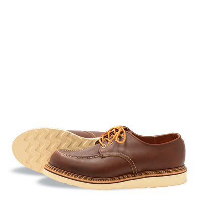 No. 8109 - Red Wing Heritage Classic Oxford in Mahogany Oro-Iginal Leather