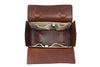 No. 217 Utility Bag in Relaxed Mahogany