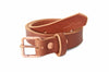 No. 819 - Skinny Copper Work Belt in Rye Whiskey