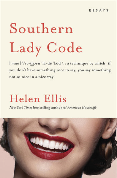 SOUTHERN LADY CODE by HELEN ELLIS