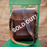 No. 850 - Classic Satchel in Copper Crazy Horse - SOLD OUT!