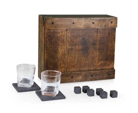 The Whisky Box Gift Set