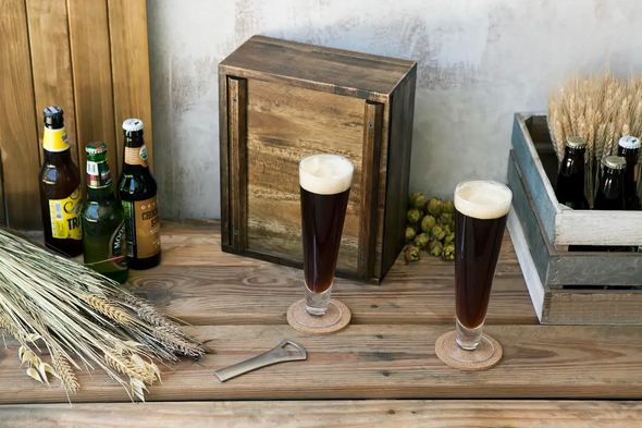 Pilsner Beer Gift Set