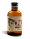 John Muir Beard Oil