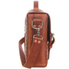 No. 4313 - Minimalist Standard Leather Satchel in Original Scotch Grunge - ONLY THREE MADE - SOLD OUT!