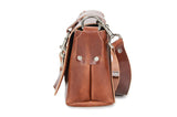 No. 918 - The Campbell Crossbody in Havana Brown