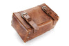 No. 215 - Large Travel Case in Glazed Tan
