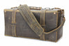 No. 613 - Small Duffle in Crazy Horse